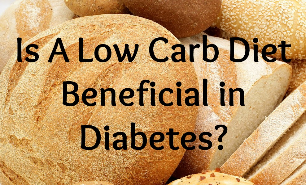 Low Carb Diet and Diabetes